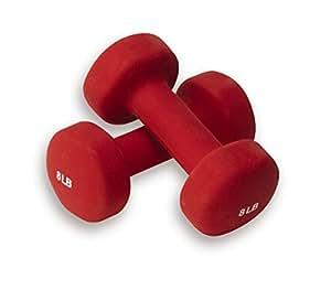 Valeo HW2 2-Pound Neoprene Hand Weights
