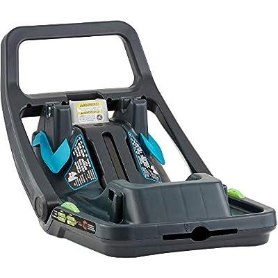Baby Jogger Rapidlock Infant Car Seat Base   City Go, 2 & City Go Air Car Seat Compatible, Black