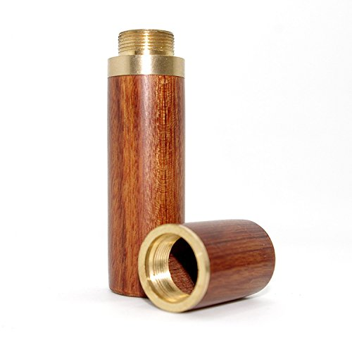 Vecent portable wood toothpick holder mini toothpick box pocket toothpick new - Portable toothpick holder ...