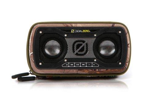 Goal Zero Rock Out 2 Portable Speaker, Real Tree Camo