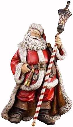 Napco Santa Holding Lantern
