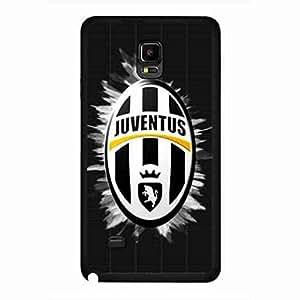 Goddardcase Juventus Football Club S.P.A funda For Samsung Galaxy Note 4 Back Cover Ng01