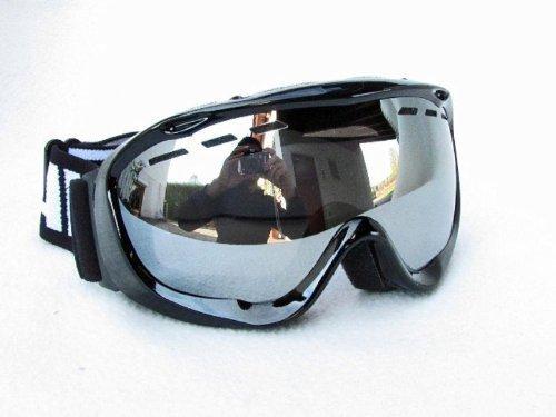Bekleidung SKIBRILLE Goggle RAVS SNOWBOARDBRILLE  STRONG SILVER