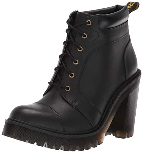 Black Platform Boots Cheap (Dr. Martens Women's Averil Fashion Boot, Black, 7 M UK (9)