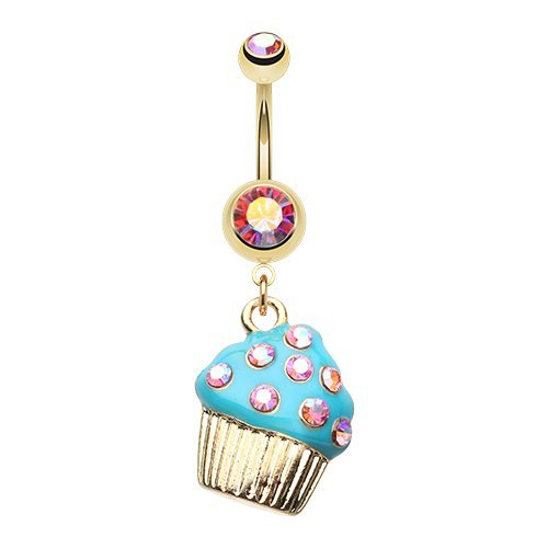 ice cream belly button rings - 2
