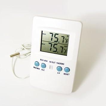Celo arranview P1000 Min/Max termómetro Digital de interior/al efecto invernadero, invernadero