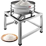 """VEVOR 19.6"""" Automatic Powder Sifter Machine with"""