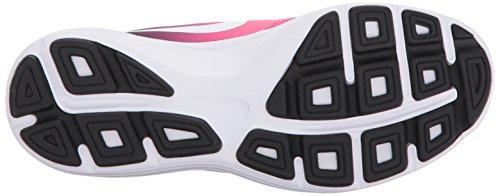 NIKE Kids 'Revolution 3 (GS) Laufschuhe Schwarz / Weiß / Racer Pink / Schwarz