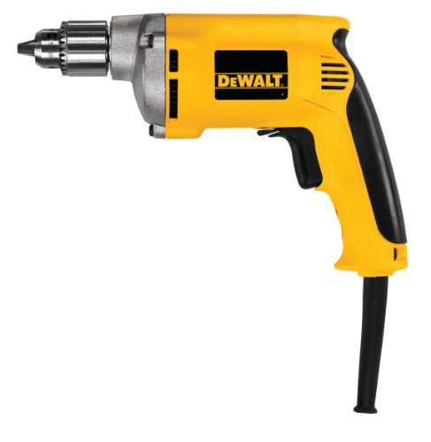 DEWALT DW217 6.7 Amp 1/4-Inch Drill