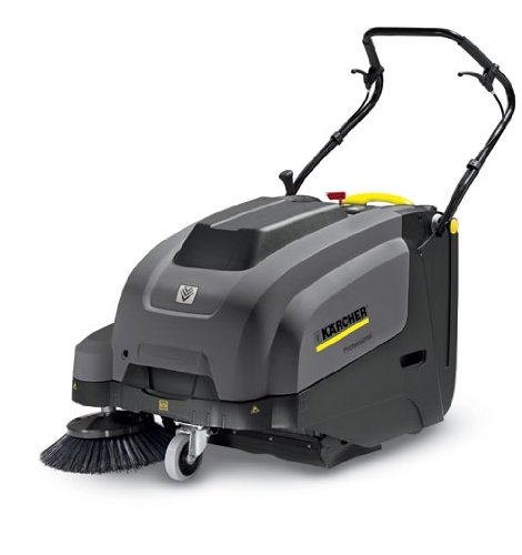 Karcher 9.840-739.0 Km 75/40 W Bp Self-Propelled Sweeper With Dust Control 30""