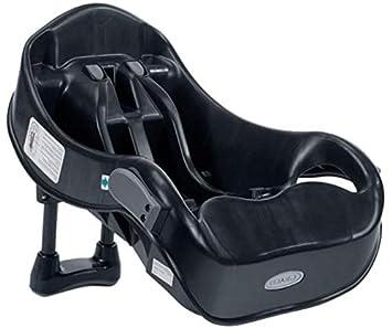 Graco Junior Baby base de silla para coche, color Negro