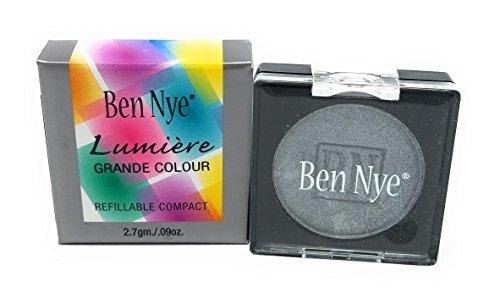 Ben Nye Lumiere Grande Colour (Silver) (Shimmering Snap Stars Design)