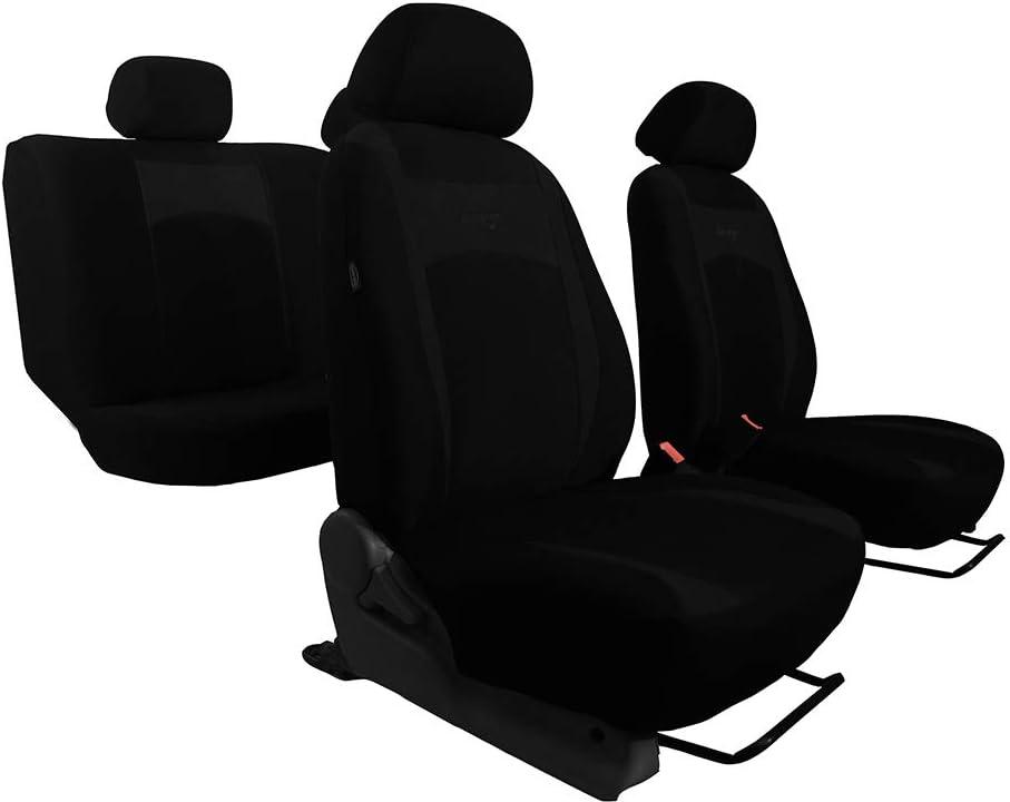 Sitzbezüge Design Schwarz Geeignet Für Toyota Yaris Waschbar Universal Auto Bezüge Ein Set Im 7 Farben Erhältlich Auto