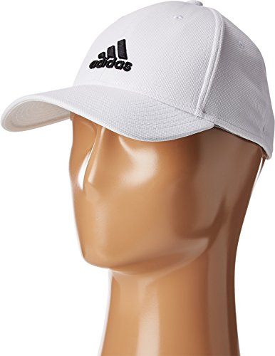 Stretch Fit Cap, White/Black, Large/X-Large ()