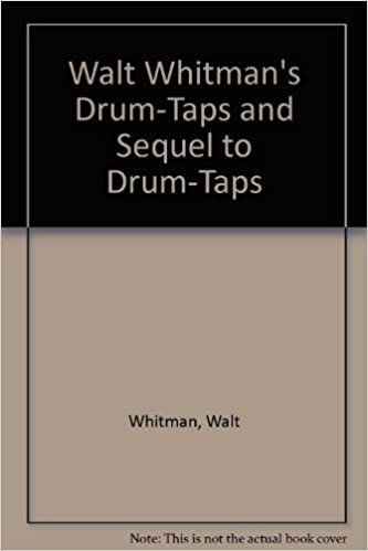 Walt Whitman\'s Drum-Taps and Sequel to Drum-Taps: Amazon.co.uk: Walt ...