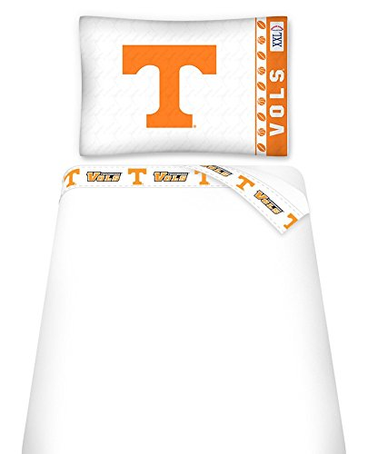 University of Tennessee Microfiber Sheet Set (Twin)