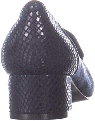 Karen Scott KS35 Flura Flat Loafers Black