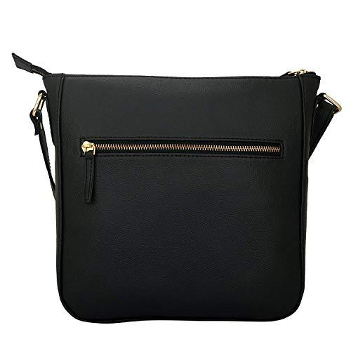 Bag Borse a Lupo tasca Black multipla Sling con Lapis Women O tracolla Onyx Designer 1q8RxnFXwA