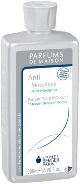 Lampe Berger Anti Moustique Vent d'Océan 500ml - 115067