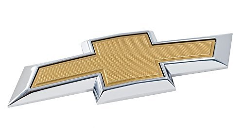 Camaro Rear Emblem - Genuine GM 23266631 2014-2015 Camaro 2017 Cruze Rear Trunk Bowtie Emblem