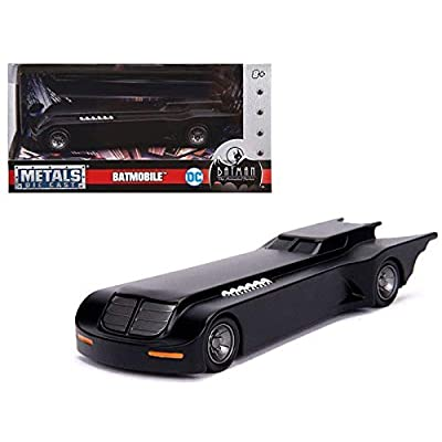 New DIECAST Toys CAR JADA 1:32 W/B - Metals - Batman The Animated Series Batmobile 30915: Toys & Games