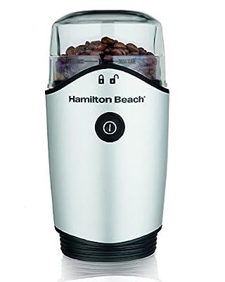 Hamilton Beach 80350R Spice & Coffee Grinder with Stainless Steel Blades from Hamilton Beach