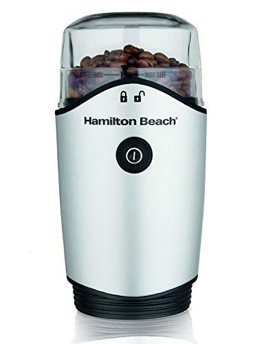 Cheap HAMILTON BEACH 80350R Spice Stainless Steel Blades Coffee Grinder, Standard, Black