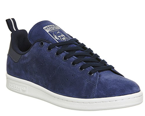ZAPATILLA ADIDAS STAN SMITH azul blanco