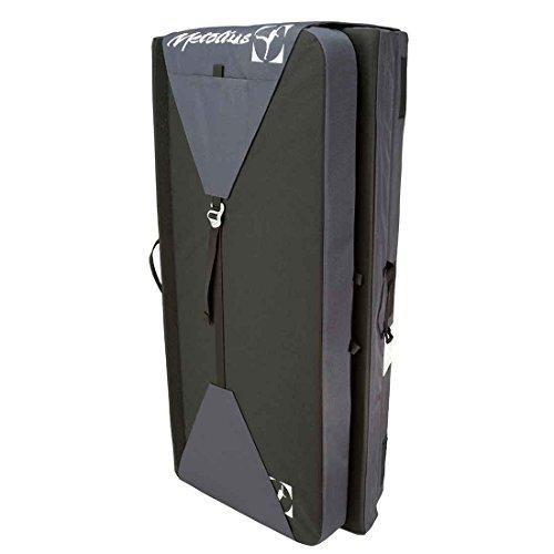 Metolius Recon Crashpad Black / Grey One Size