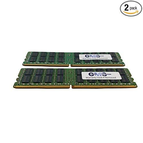 64GB (2X32GB) メモリーラム Gigabyte マザーボード MW50-SV0, MW51-HP0, MZ01-CE0, MZ01-CE1 CMS D16のみ対応 B07PCK8MQ9