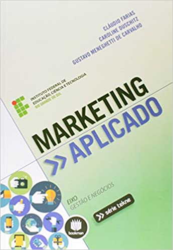 Book Marketing Aplicado (Em Portuguese do Brasil)