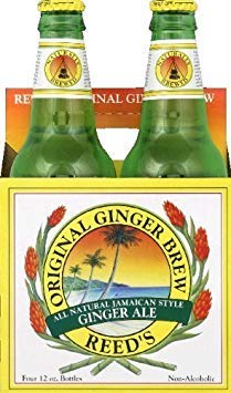 (Reed'S Ginger Ale Original Ginger Brew Soda, 12 Ounce (24 Glass Bottles))