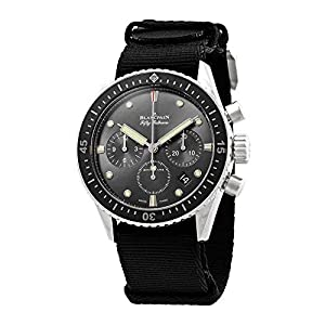 Best Epic Trends 41Hstp0TCsL._SS300_ Blancpain Fifty Fathoms Chronograph Automatic Men's Watch 5200-1110-NABA