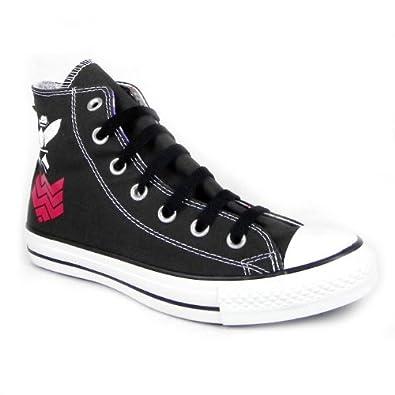 9c8394ed574 Converse 130259 Chuck Taylor Hi Top Gorillaz Canvas Trainers  Amazon.co.uk   Shoes   Bags