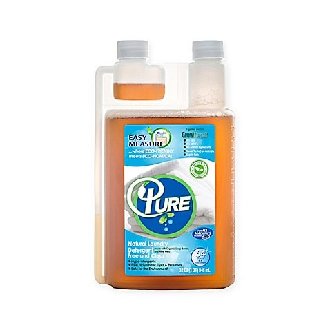 (Pure Natural Laundry Detergent-64 loads)