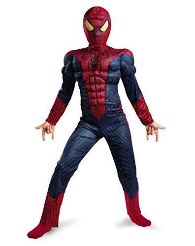 [SPIDERMAN 2 AVENGERS CHILD SM by Marvel] (Spiderman Costumes Walmart)