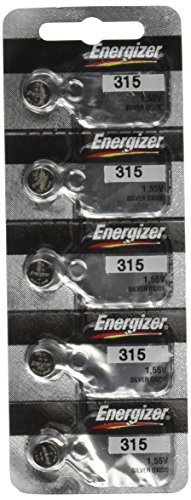 5 315 Energizer Watch Batteries SR716SW Battery New