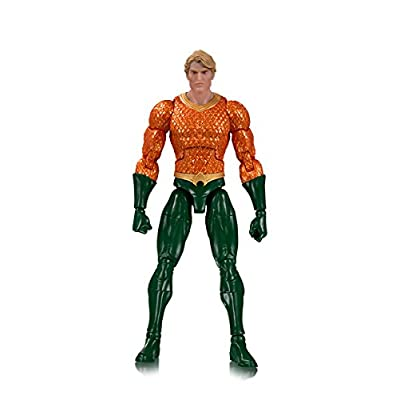 DC Essentials: Aquaman Action Figure - 4043686 , B079RY951R , 454_B079RY951R , 17.25 , DC-Essentials-Aquaman-Action-Figure-454_B079RY951R , usexpress.vn , DC Essentials: Aquaman Action Figure