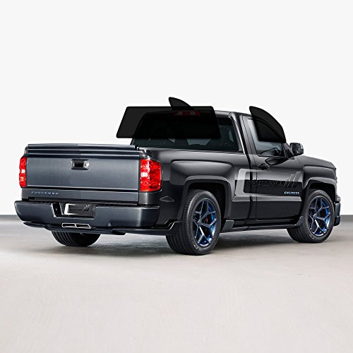Tint Kits (Computer Cut) For All Two Door Trucks (A. Full Tint) 00 Ford Ranger Truck Door