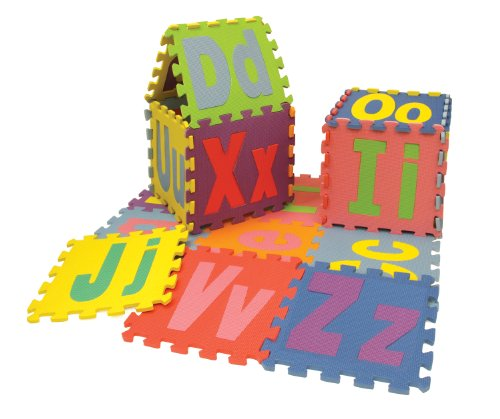 Chenille Kraft Wonderfoam Mats Upper and Lower Case ()