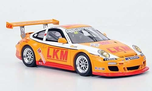 Porsche 997 GT3 Cup No. 88 Winner Carrera Cup Asia 2011, Keita Sawa Diecast Model Car in 1:43 Scale by Spark (Best Of Asia Carrera)