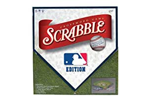 Major League Baseball Scrabble