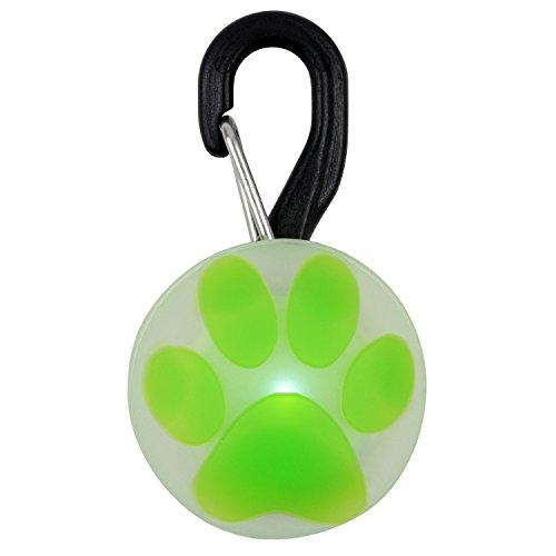 PetLit LED Collar Light LIME