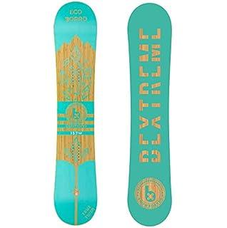 Bextreme Pack Tabla Snowboard Mujer/Chica/niño Spark 145cm con ...