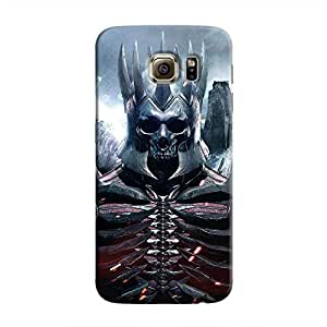Cover It Up - Wild King Witcher Galaxy S6 Edge Plus Hard Case