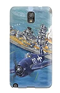 Hot SsTRptT2627swabv Case Cover Protector For Galaxy Note 3- Aircraft