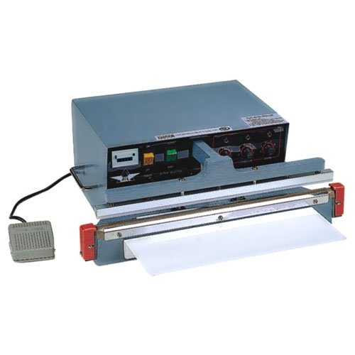 AIE-450A1 18 Automatic Programable Impulse Bag Sealer w 2mm Seal Includes Free ABC Office Tech Support