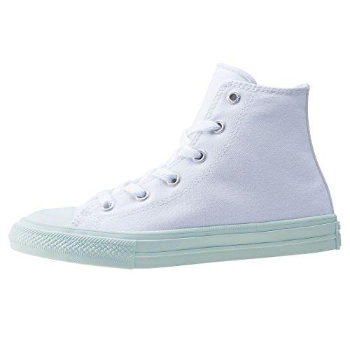 adidas Chuck Taylor All Star II High, Zapatillas de Baloncesto Unisex Niños White