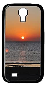 Samsung Galaxy S4 I9500 Cases & Covers - Aegean Sunset PC Custom Soft Case Cover Protector for Samsung Galaxy S4 I9500 - Black