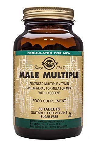- Solgar - Male Multiple, 60 Tablets